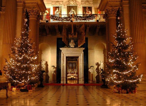 Christmas at Blenheim Palace: