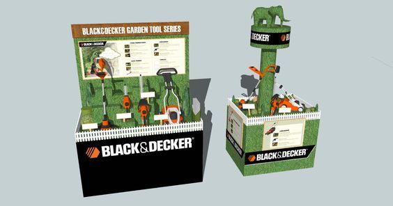 Black&Decker Display