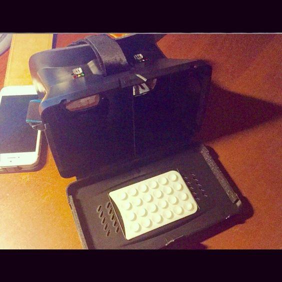 An awesome Virtual Reality pic! Очки виртуальной реальности Ritech 3dразработаны специально для просмотра 3d фильмов через Ваш телефон в любом положении(сидялёжастоя)Пластиковый корпусУдобная система фиксации смартфонаРегулируемые линзы #VR #virtualreality #очки #3D #360 #виртуальнаяреальность #ritech3d by virtualrealityglasses check us out: http://bit.ly/1KyLetq