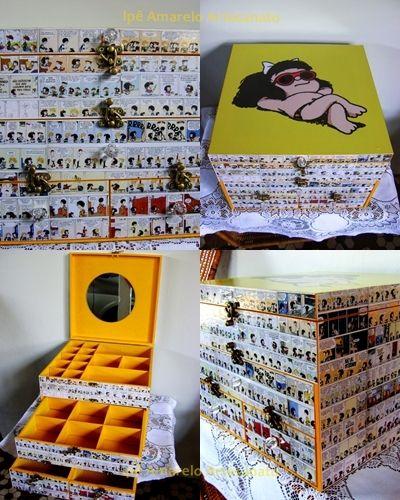 Caixas de Joias Mafalda