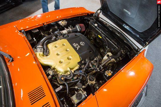 Rocky auto s30 fairlady z vq35 engine