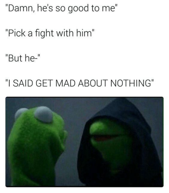 Top 30 Memes About Relationship Fights Quotes Words Sayings Memeinreallife