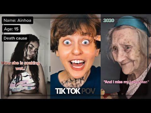 Tiktok Povs With A Really Good Plot Youtube Super Funny Videos Funny Gif Super Funny