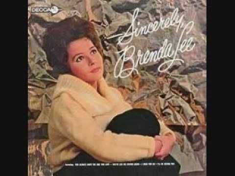 Brenda Lee - Only You (1962) - My Favorite singer of all time..Love this Gal...