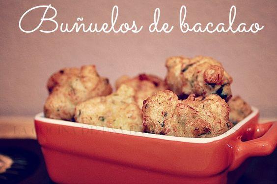 8 Recetas de Buñuelos Salados