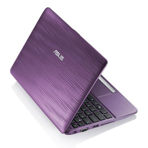 Ten inches wide. Under three pounds. Lasts some ten hours. Four words: it comes in gold. Asus: $364.00