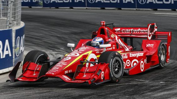 Target leaving IndyCar after almost three decades with Chip Ganassi