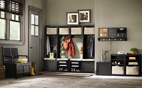 Martha Stewart Living Mudroom Hutch Mudroom Storage Mudroom Organization Mudroom