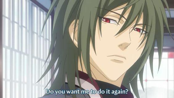 hakuoki anime *u* yes please