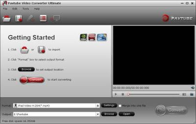 Pavtube Video Converter Ultimate Rabatt Discount Video Converter