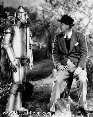 WIZARD OF OZ movie...., The Tin Man and Victor Flemming: