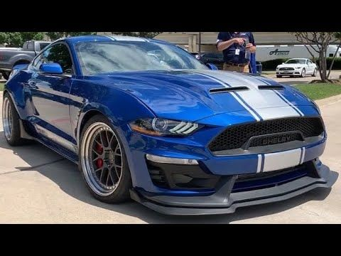 Supercharged Fun In The Shelby Gt H And Super Snake Widebody
