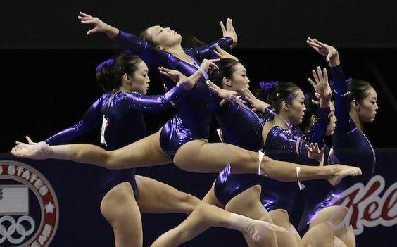 slow mo    #gymnastics #photography #sport #olympics