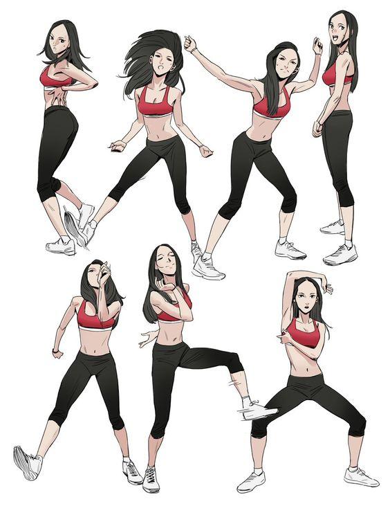 """김중철joongchelkim on Twitter: """"dance drawing 05 요즘 푹빠진 명미나님… """""""