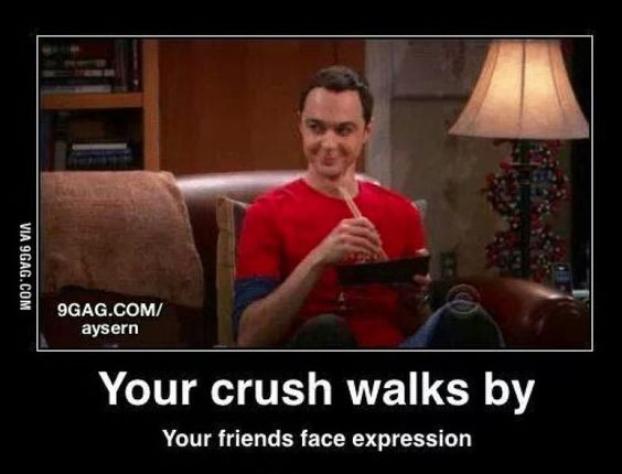 Funny Meme For Crazy Friend : Crush memes we like and photo galleries