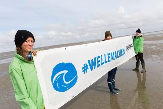 Schutz für das Wattenmeer