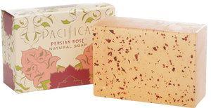 Pacifica Bar Soap Persian Rose