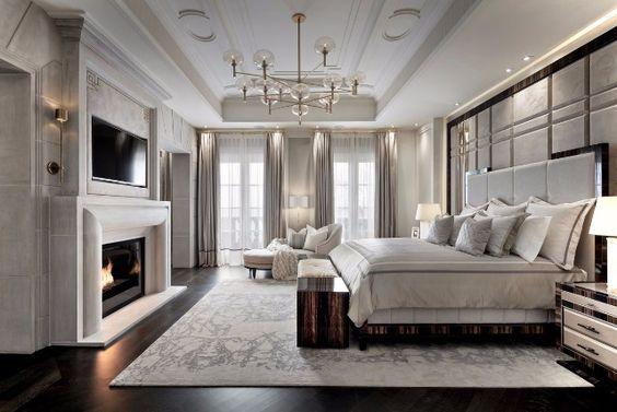 20 Luxurious Bedroom Design Ideas To Copy Next Season | Home Decor. Interior Design Inspiration. Bedroom Decor. #bedroomdesign #bedroomdecor #homedecor Read more: https://www.brabbu.com/en/inspiration-and-ideas/interior-design/luxury-bedroom-design-ideas-want-copy-season: