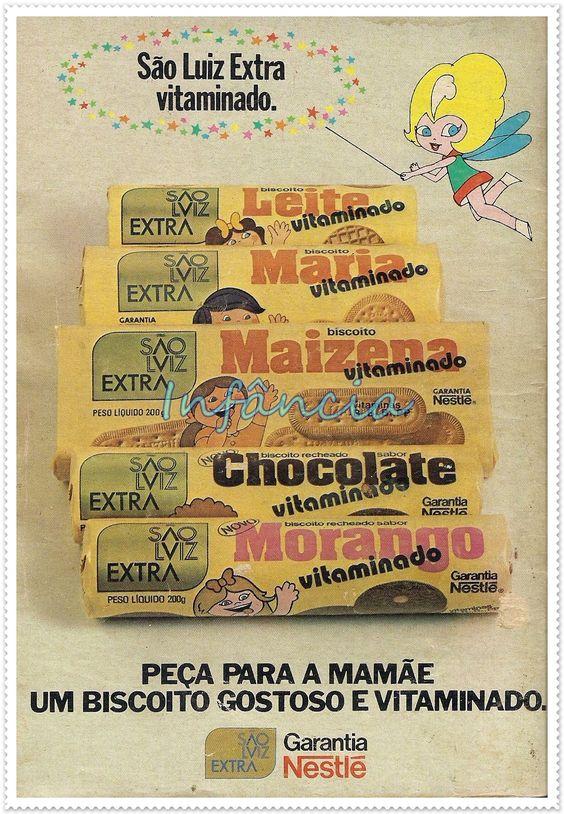 Biscoitos São Luiz #nostalgia