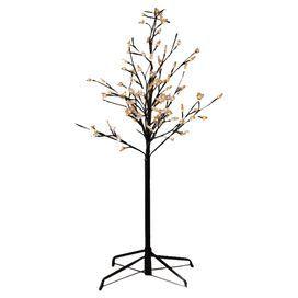 Lighted Snowflake Tree