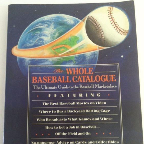 The Whole Baseball Catalogue