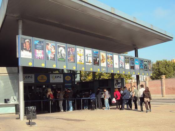 Experimenta el iSens en las salas de Cinesa Méndez Álvaro en Madrid   DolceCity.com