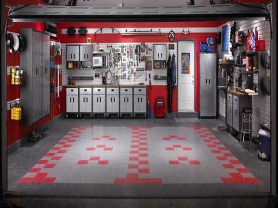 Designer Garage Vintage Garage Design Garage Theme Ideas 20190615 Garage Renovation Garage Cabinets Garage Interior
