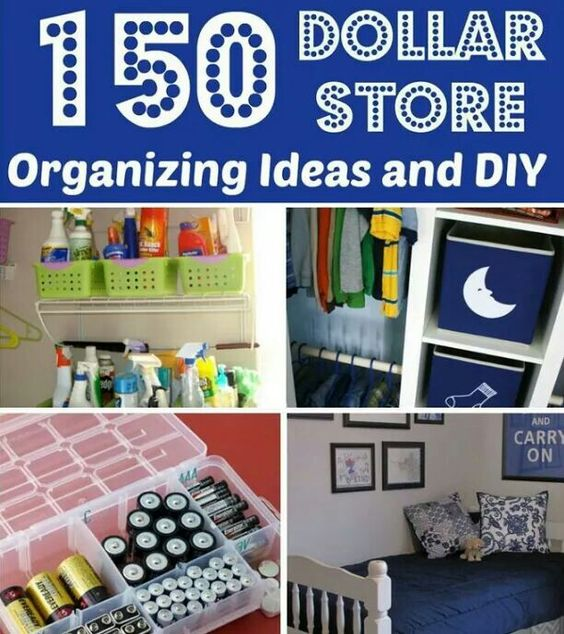 Inexpensive organization organization ocd stuff Cheap and easy organizing ideas