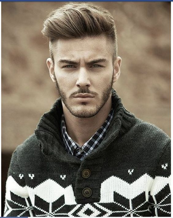 Who Is This Man Chase And I If We Had A Son Full Grown In - Cut hairstyle man 2014