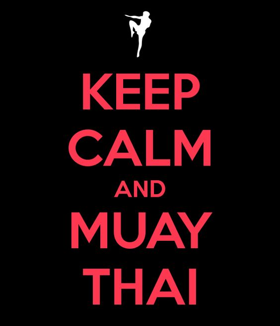 The best thing = going to muay thai after someone royally pisses you off.
