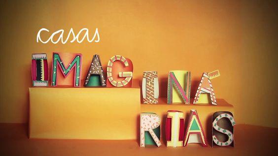 Casas Imaginrias - Gui B.. Imaginador: Guilherme B. Direo: Rodrigo Ladeira Animao: Tamires Muniz