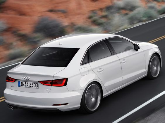 A3 Limousine 1.6 TDI 110 Attraction S tronic