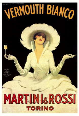 Martini and Rossi, Vermouth Bianco