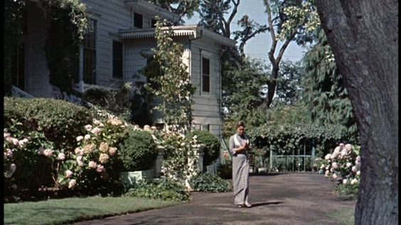 "The Grand Victorian Mansion in Disney's ""Pollyanna"""