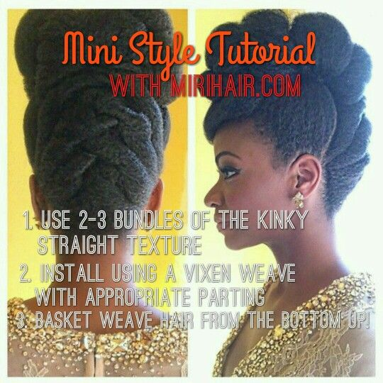 use code pinterest1 for 15% off mirihair.com