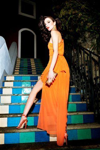 Alberta Ferretti for Impulse Collection