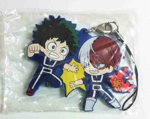 My Hero Academia Acrylic Keychain Shoto Todoroki Battle Scene Version Anime F//S