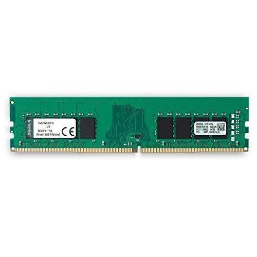ddr3 sur carte mere ddr4 Kingston ValueRAM DDR4 16Go, 2400MHz CL17 288 pin DIMM