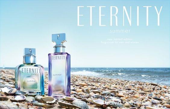 La bellezza delle conchiglie in Eternity Summer: le nuove Limited Edition di Calvin Klein - www.olfattomatto.it