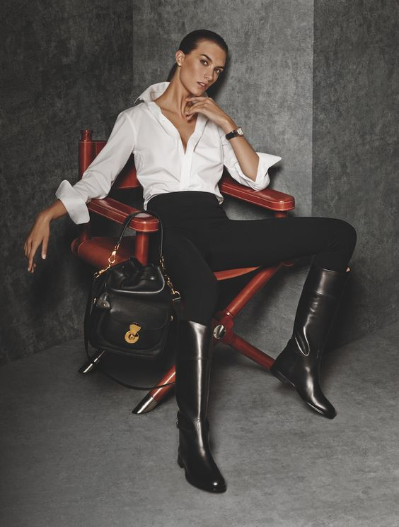 """""""The things I treasure most have no age, no time, no trend. They are about confidence and style, and an enduring legacy."""" – Ralph Lauren #RLIcons http://rlauren.co/1H0jUUg"""
