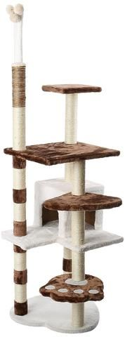 Cat Tree for Cats - Deluxe Condo Furniture Multi-level Tower with Scratching…