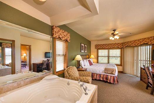 Westgate Branson Woods Hotel Branson Missouri Hotels Comfortable Bedroom Branson Missouri Vacation