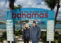 Cruising the Bahamas .. in Parkas!