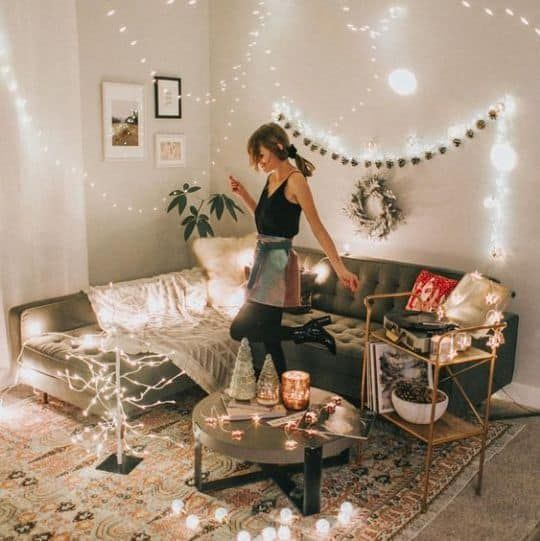 26 Insanely Cute College Apartment Living Room Ideas To Copy By Sophia Lee College Apartment Decor College Apartment Living Room Apartment Decor