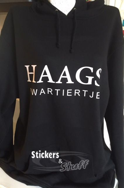 Hoodie Haags Kwartiertje