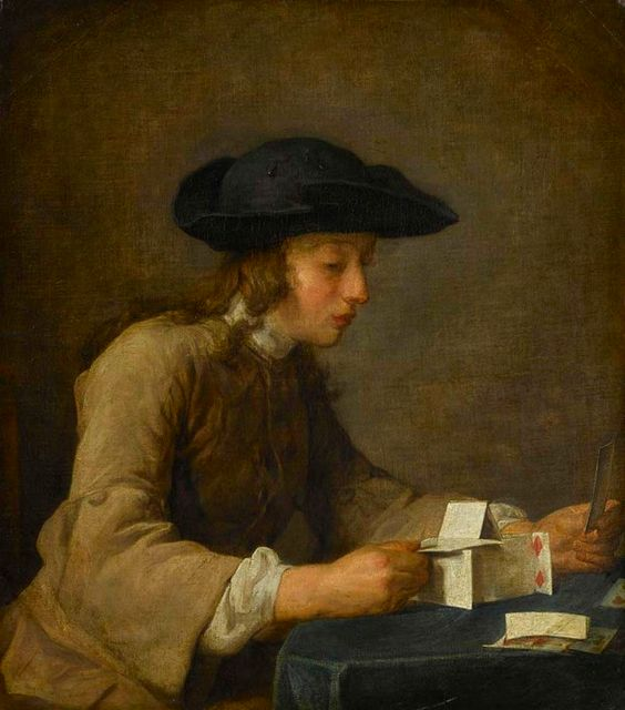House of Cards, Chardin