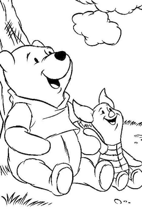 Disegni Da Colorare Winnie Pooh Natale.50 Disegni Di Winnie The Pooh Da Colorare Winnie The Pooh Pagine Da Colorare Disney Disney Schizzi