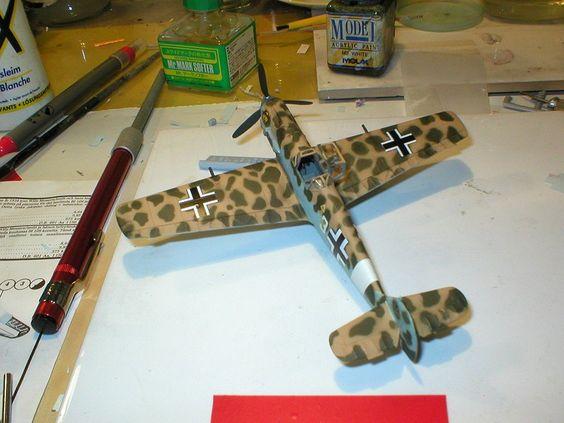 Me.109E-4/N tropicale (Heller 1/72) del I/JG27