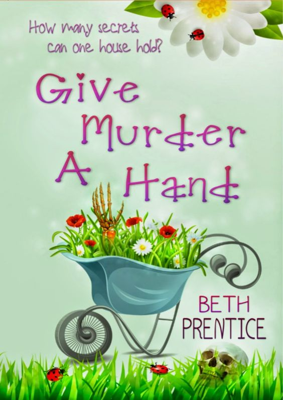 "Patti Roberts and Guests : Author Interview – Beth Prentice ""Give Murder A Hand"" – A Westport Mystery, Lizzie Book 2"