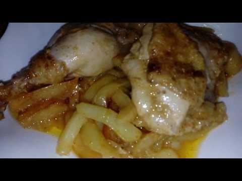 فراخ رستو مشوية مع أرز بخاري بنكهة الفحم وجبة غدا سهلة وسريعة والطعم يجنن Youtube Food Chicken Turkey